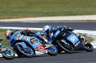 Гонка Moto3 Гран-При Австралии 20150715621