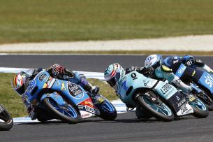 Гонка Moto3 Гран-При Австралии 20150715623