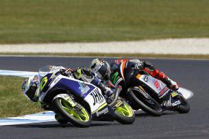 Гонка Moto3 Гран-При Австралии 20150715625