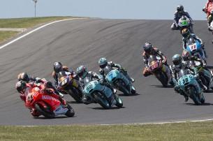 Гонка Moto3 Гран-При Австралии 20150715626
