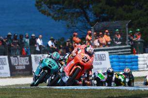 Гонка Moto3 Гран-При Австралии 20150715628