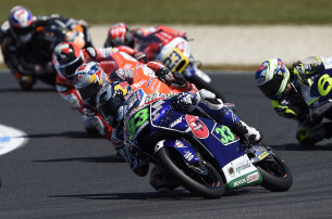 Гонка Moto3 Гран-При Австралии 20150715629