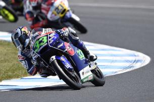 Гонка Moto3 Гран-При Австралии 20150715630