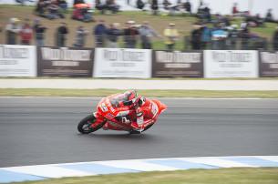 Гонка Moto3 Гран-При Австралии 20150715631