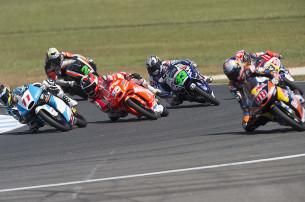 Гонка Moto3 Гран-При Австралии 20150715632