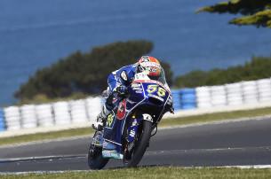 Гонка Moto3 Гран-При Австралии 20150715634