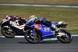 Гонка Moto3 Гран-При Австралии 20150715635