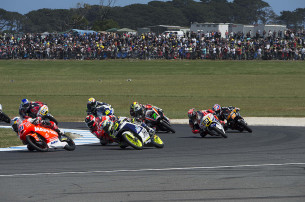 Гонка Moto3 Гран-При Австралии 20150715637