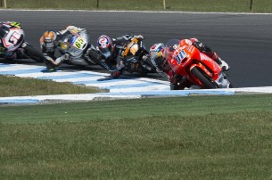 Гонка Moto3 Гран-При Австралии 20150715638