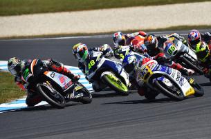 Гонка Moto3 Гран-При Австралии 20150715639
