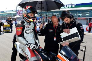 Гонка Moto3 Гран-При Австралии 20150715640