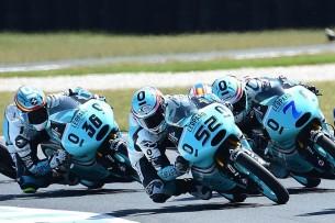 Гонка Moto3 Гран-При Австралии 20150715642