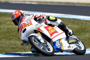 Гонка Moto3 Гран-При Австралии 20150715644