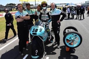 Гонка Moto3 Гран-При Австралии 20150715645