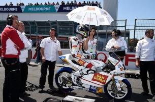 Гонка Moto3 Гран-При Австралии 20150715646