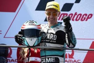 Гонка Moto3 Гран-При Австралии 20150715649