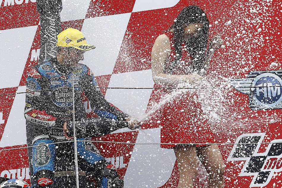 Гонка Moto3 Гран-При Японии 2015 0712701
