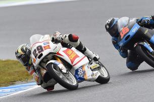 Гонка Moto3 Гран-При Японии 2015 0712702