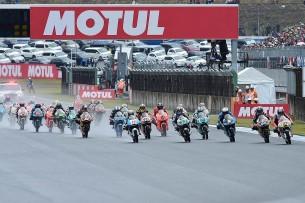 Гонка Moto3 Гран-При Японии 2015 0712979