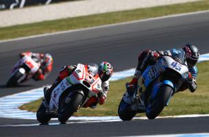 Гонка MotoGP Гран-При Австралии 20150715661