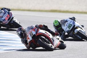 Гонка MotoGP Гран-При Австралии 20150715662