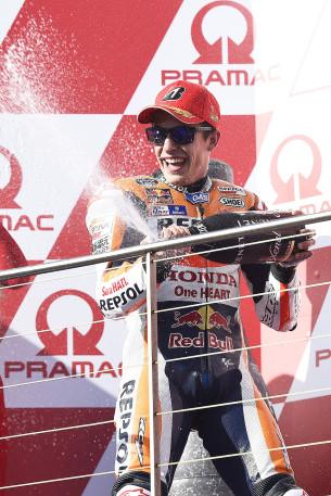Гонка MotoGP Гран-При Австралии 20150715666