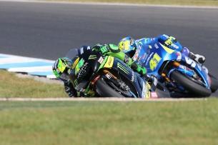 Гонка MotoGP Гран-При Австралии 20150715668