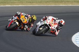 Гонка MotoGP Гран-При Австралии 20150715674