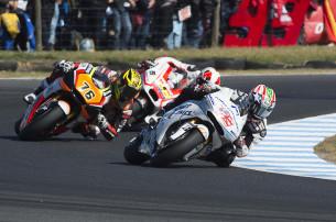 Гонка MotoGP Гран-При Австралии 20150715683