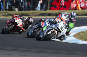 Гонка MotoGP Гран-При Австралии 20150715684