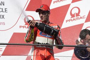 Гонка MotoGP Гран-При Австралии 20150715756