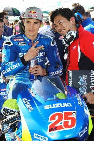 Гонка MotoGP Гран-При Австралии 20150715762