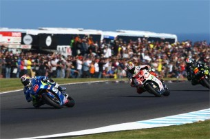 Гонка MotoGP Гран-При Австралии 20150715764