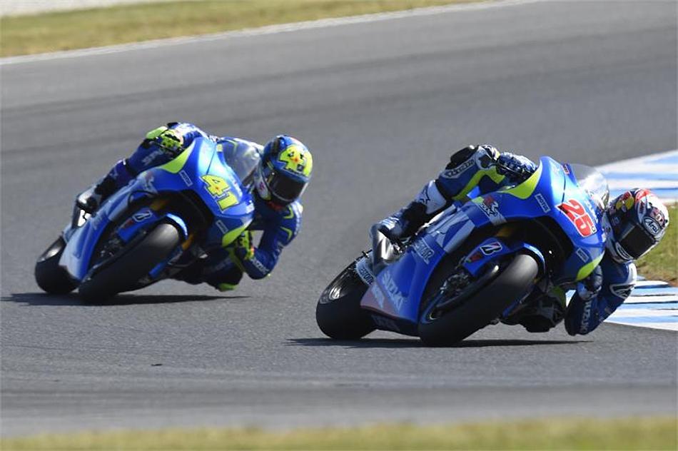 Гонка MotoGP Гран-При Австралии 20150715768