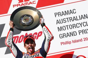 Гонка MotoGP Гран-При Австралии 20150715773