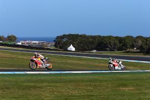 Гонка MotoGP Гран-При Австралии 20150715776