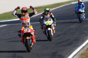 Гонка MotoGP Гран-При Австралии 20150715777