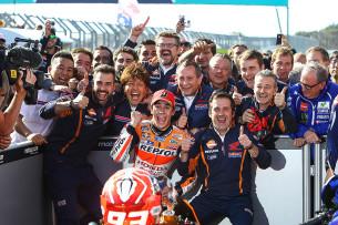 Гонка MotoGP Гран-При Австралии 20150715778