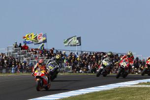 Гонка MotoGP Гран-При Австралии 20150715780