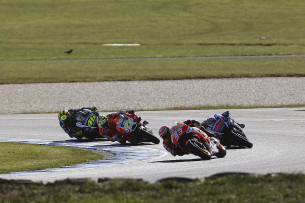 Гонка MotoGP Гран-При Австралии 20150715783