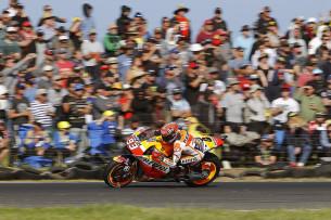 Гонка MotoGP Гран-При Австралии 20150715784