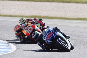 Гонка MotoGP Гран-При Австралии 20150715795
