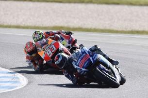 Гонка MotoGP Гран-При Австралии 20150715799