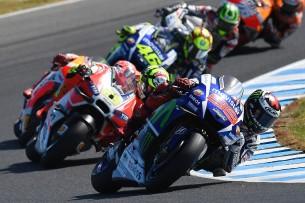 Гонка MotoGP Гран-При Австралии 20150715801