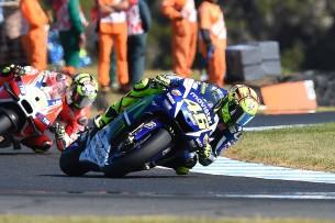 Гонка MotoGP Гран-При Австралии 20150715802