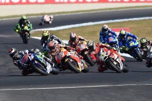 Гонка MotoGP Гран-При Австралии 20150715807