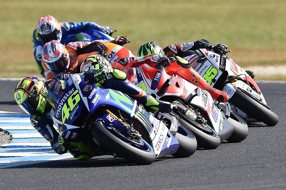 Гонка MotoGP Гран-При Австралии 20150715808