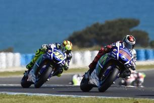 Гонка MotoGP Гран-При Австралии 20150715809