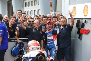 Эктор Барбера, MotoGP Гран-При Малайзии 2015