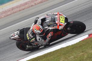 Альваро Баутиста, MotoGP Гран-При Малайзии 2015